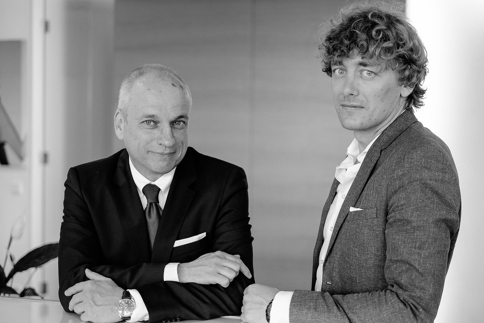 Alexander Kirmeß und Jan Raschka