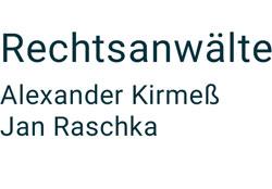 Rechtsanwälte Alexander Kirmeß und Jan Raschka